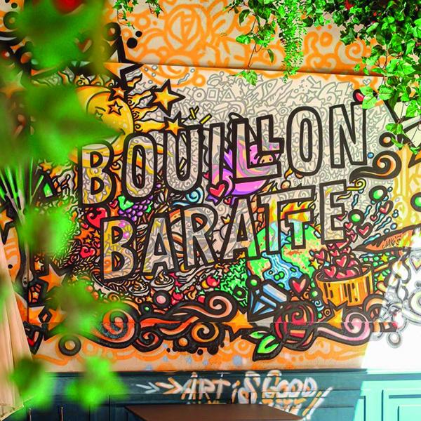 Bouillon Baratte, la brasserie chic