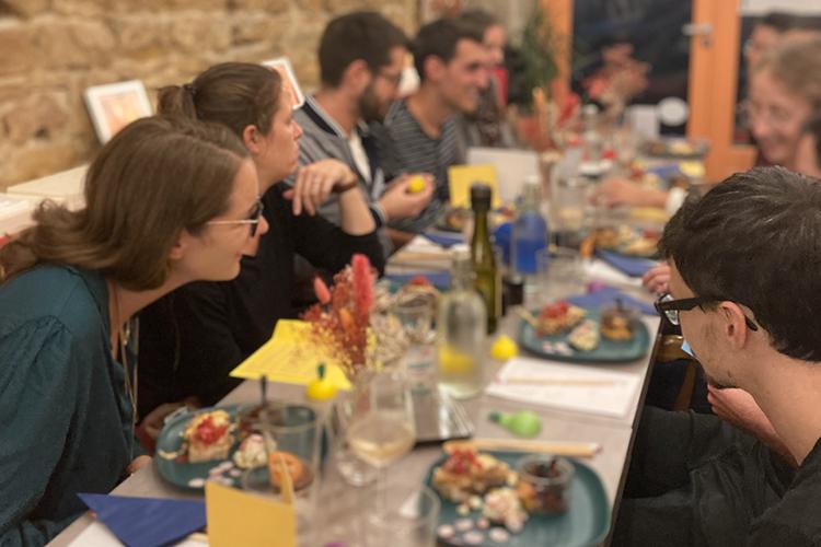 Escape game culinaire, événement d'entreprise